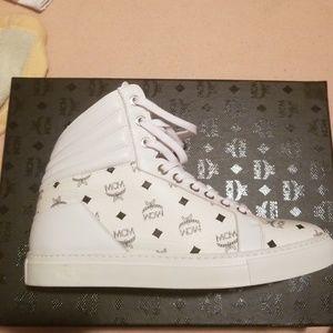 MCM visetos CARRYOVER hi tops  sneakers